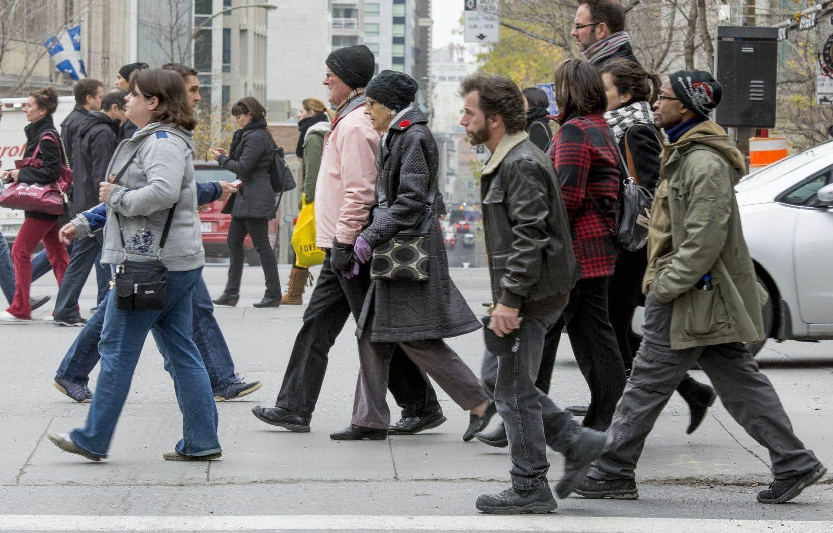 L'emploi a aussi progressé de 38000 en avril au Québec, selon les données de Statistique Canada.