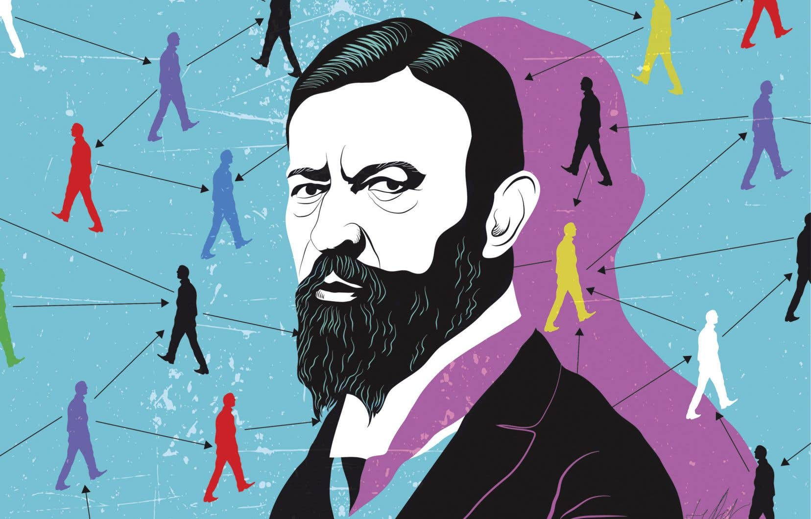 Un des outils d'analyse du sociologue Max Weber est sa catégorisation des motifs de l'action sociale. Selon le sociologue, il existe deux types de rationalité qui se concurrencent pour définir l'action politique: l'action rationnelle en finalité et l'action rationnelle en valeur.