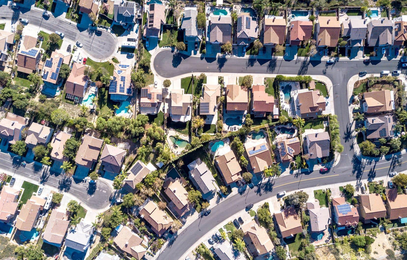 Le taux de propriétaires aux États-Unis a glissé de 74%, son pic historique en 2004, à 68% ces dernières années.