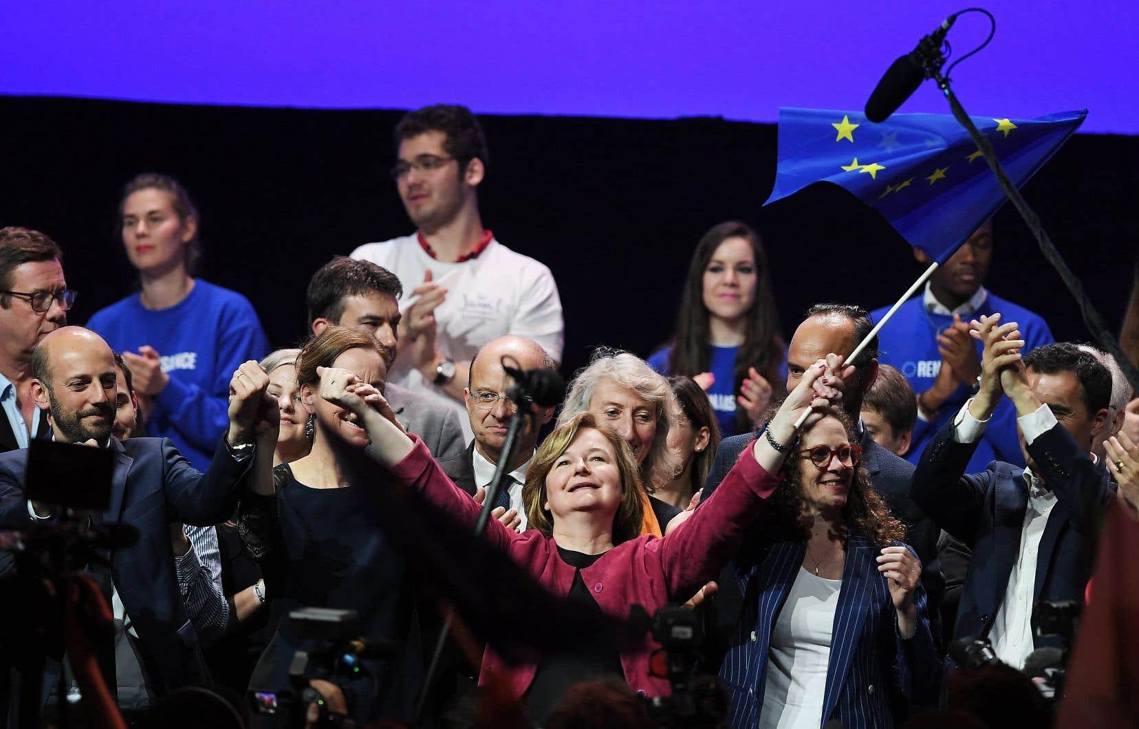 Nathalie Loiseau a été ministre des Affaires européennes sous le gouvernement d'Édouard Philippe.