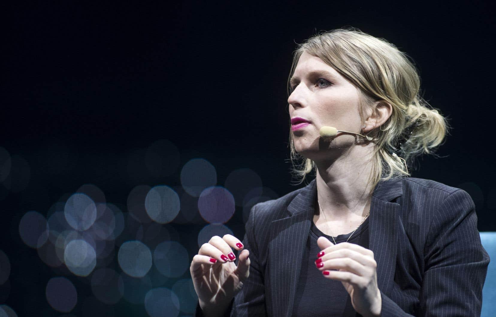Selon Chelsea Manning, les procédures en cours aux États-Unis contre Julian Assange s'inscrivent dans une campagne menée par le gouvernement de Donald Trump contre les journalistes.