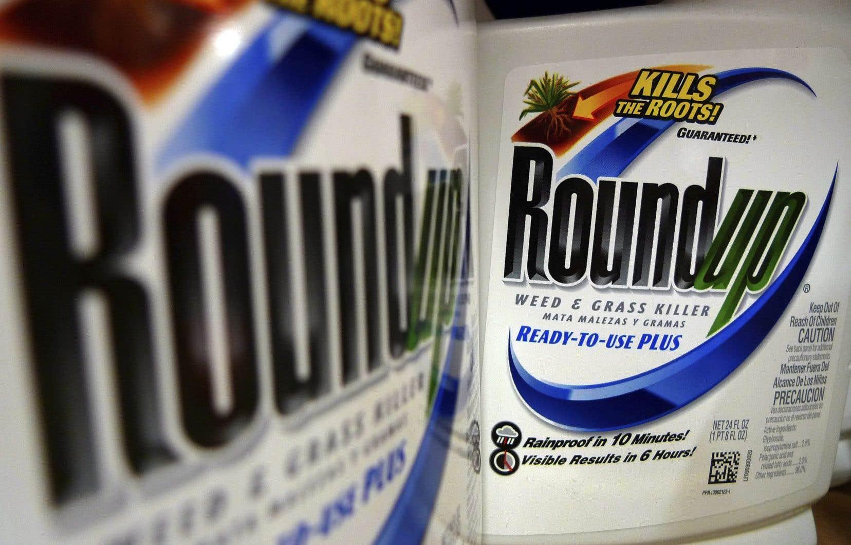Les deux plaigants sont atteints d'un cancer qu'ils attribuent au Roundup.