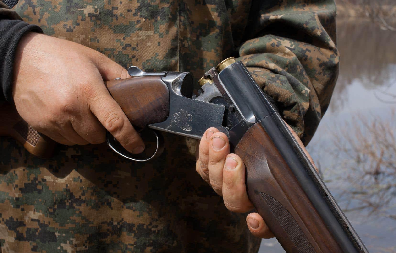 Seulement 510000 armes ont été enregistrées depuis janvier, alors qu'il y en aurait 1,6million en circulation.