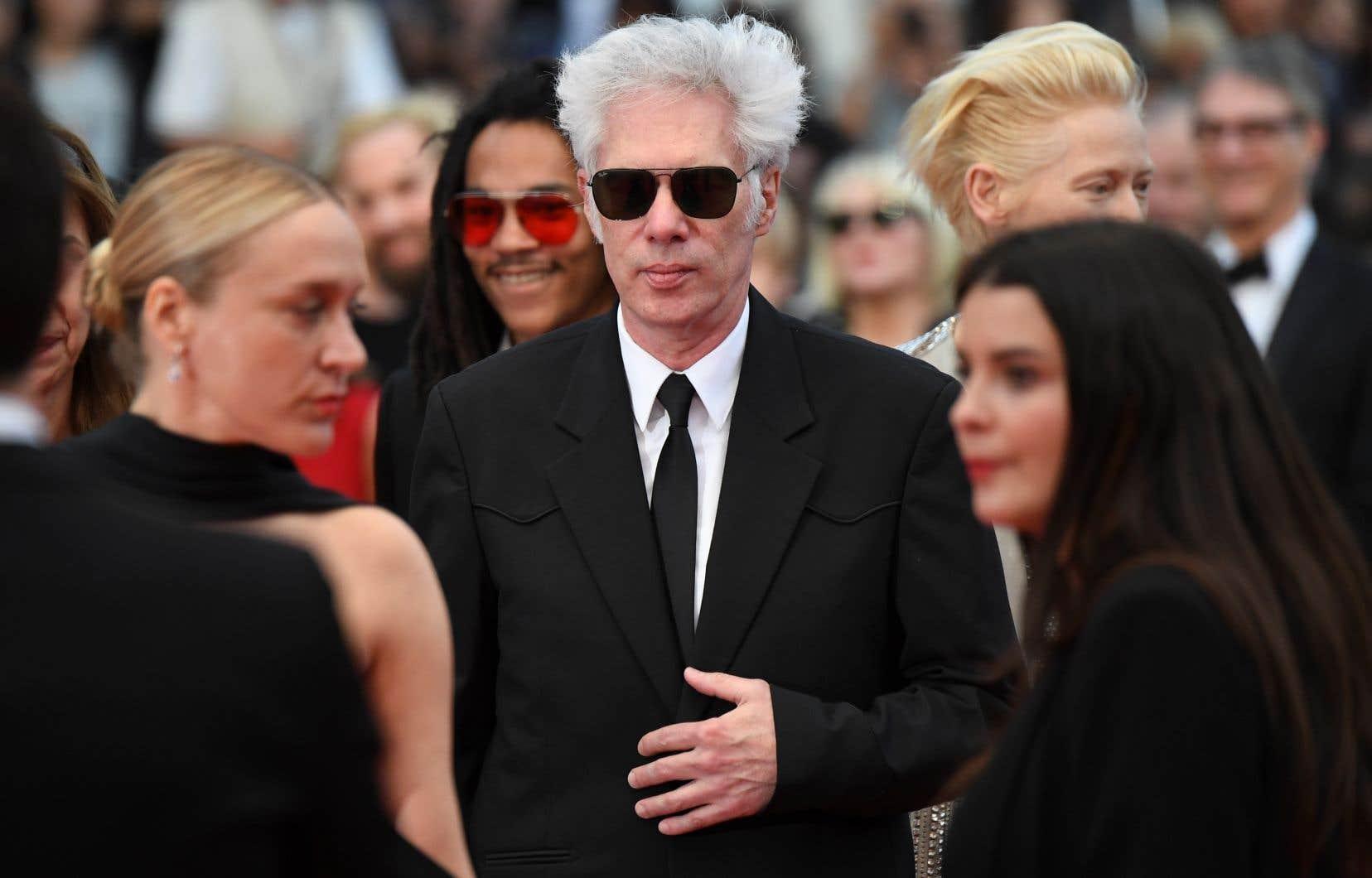 L'Américain Jim Jarmusch a livré un vibrant plaidoyer écologiste à Cannes.