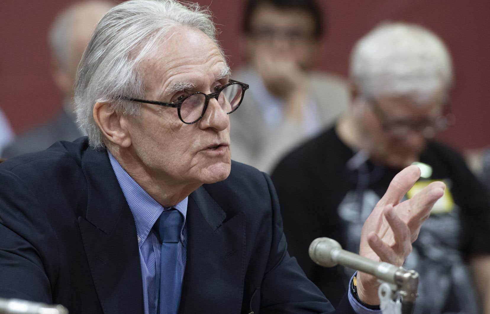 «Plutôt que de s'en tenir aux effets, le sociologue, Gérard Bouchard, devrait chercher sa preuve dans la cause», estime l'auteur.