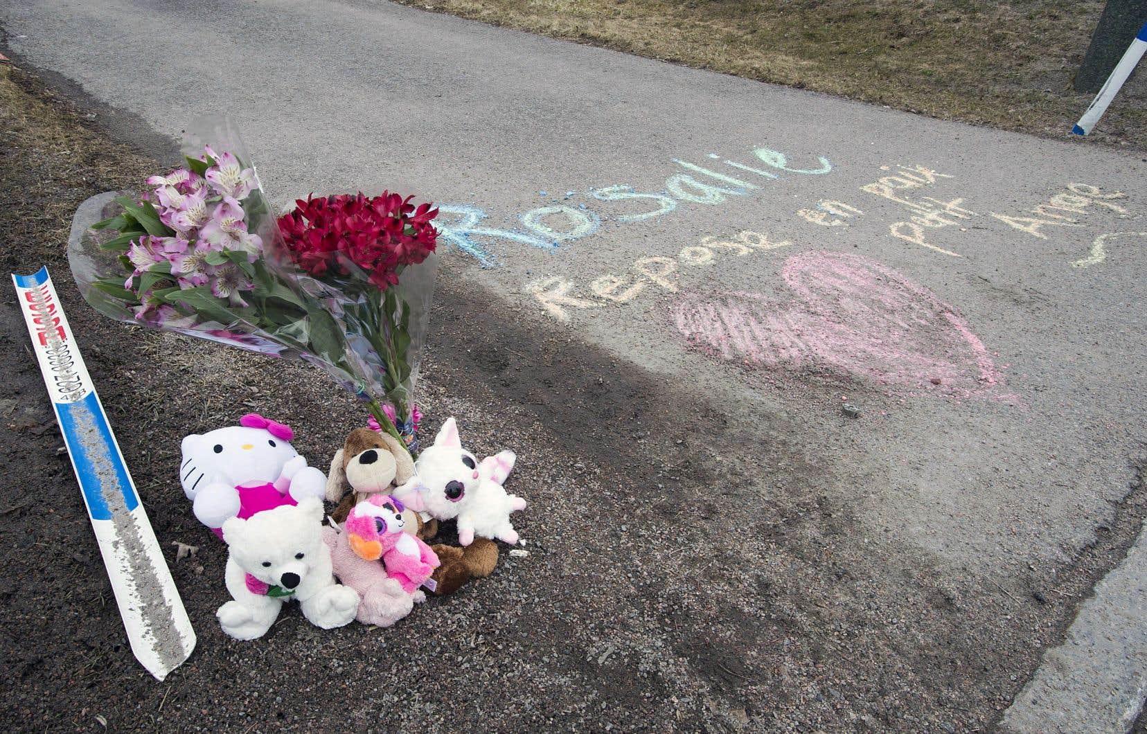 La Commission des droits de la personne et des droits de la jeunesse a dévoilé mercredi les conclusions d'une enquête sur la mort de la petite Rosalie Gagnon, une fillette de deux ans qui avait été retrouvée sans vie dans un bac à ordures dans le secteur de Charlesbourg à Québec en avril 2018.