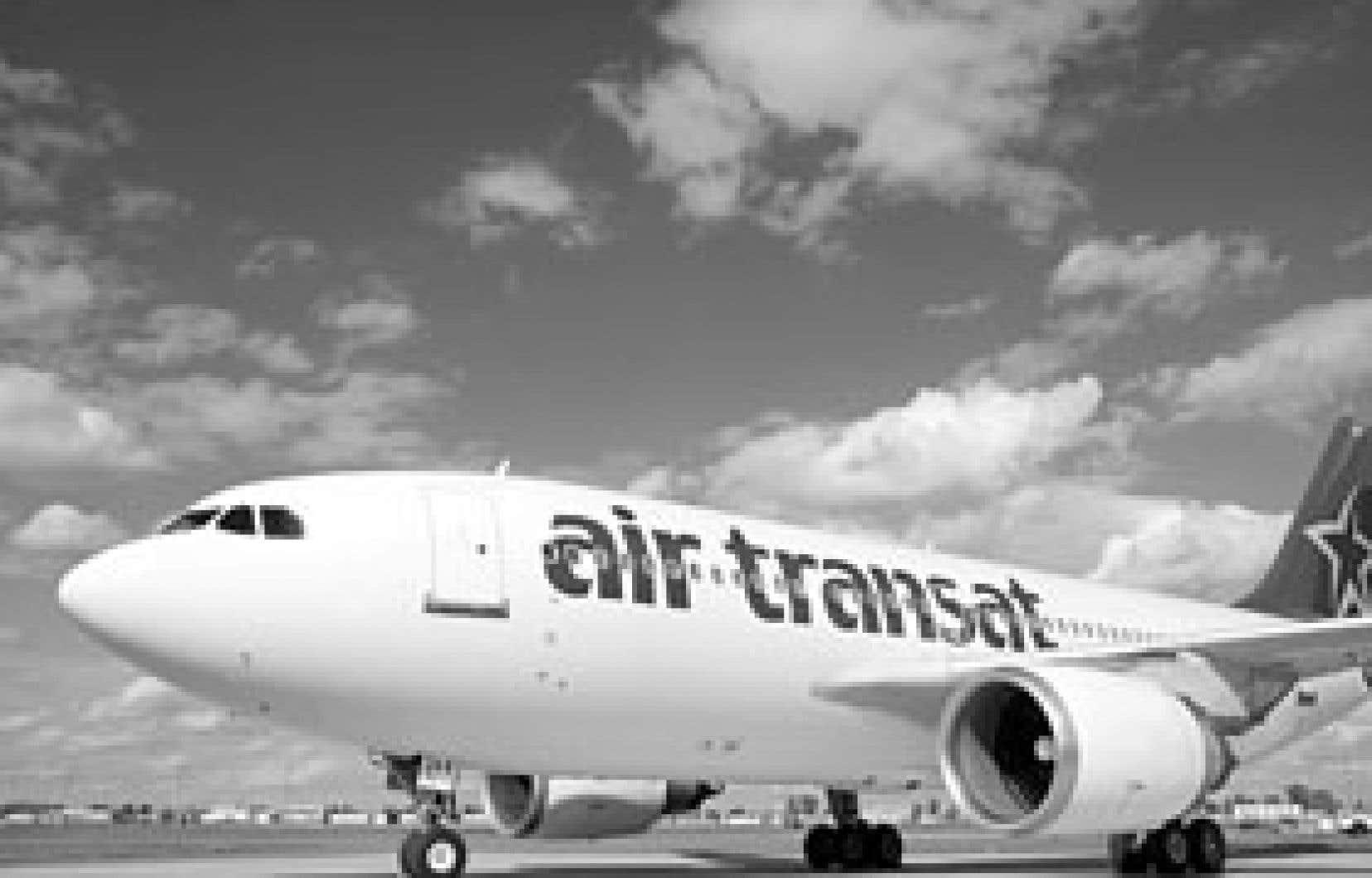 Air Transat a frotement pâti de la flambée des prix du pétrole