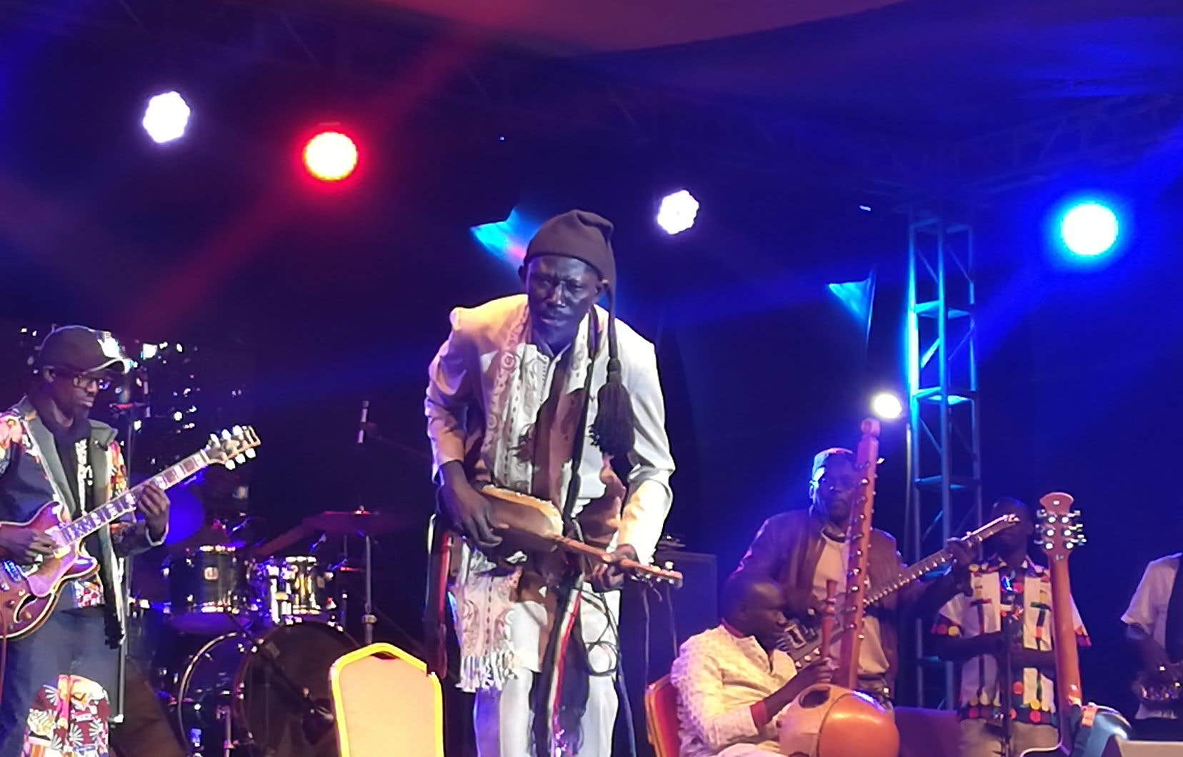 L'Orchestre national de jazz du Sénégal