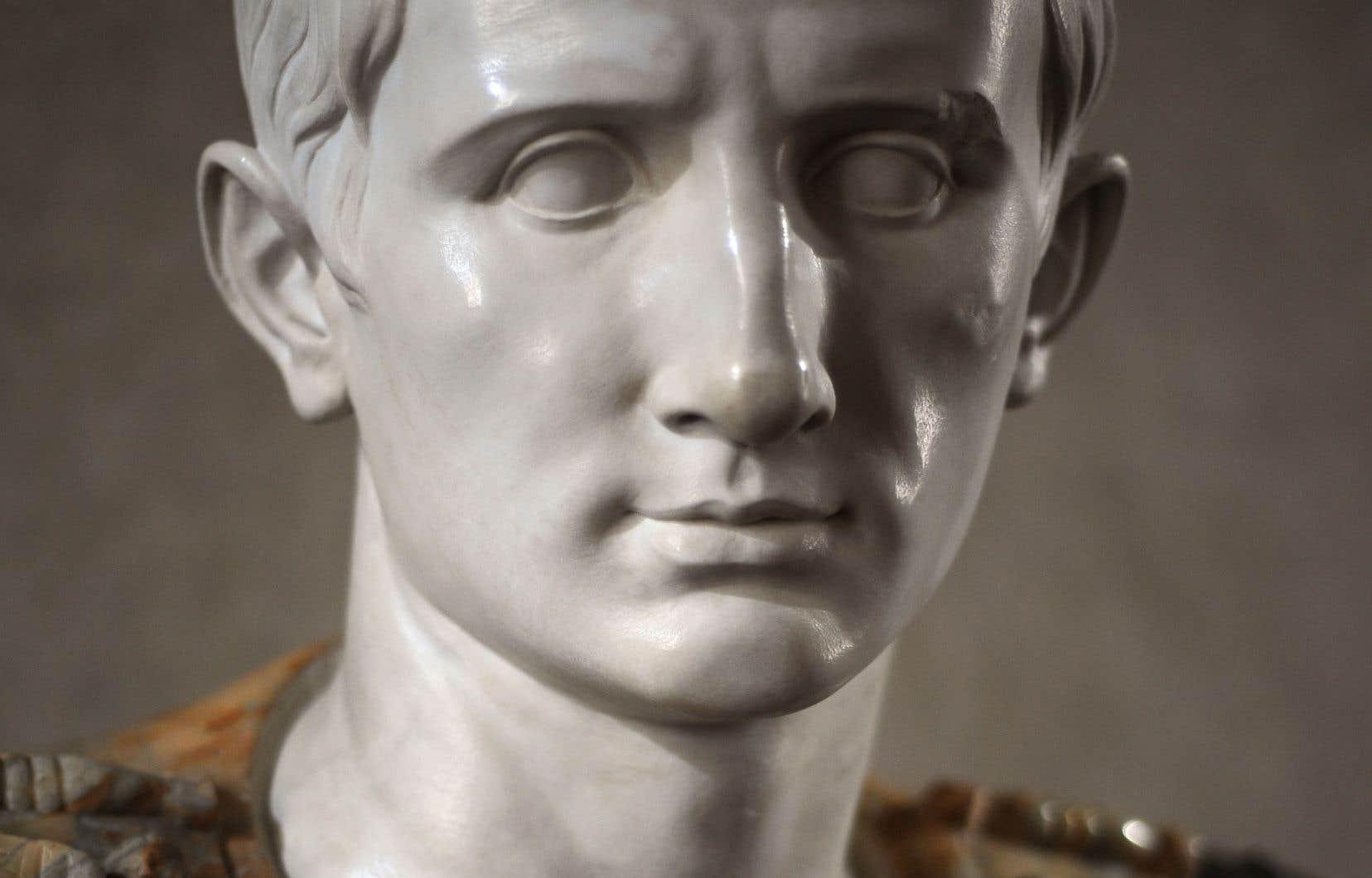 Avec «Augustus», John Williams s'attaque au destin d'un homme plus grand que nature.