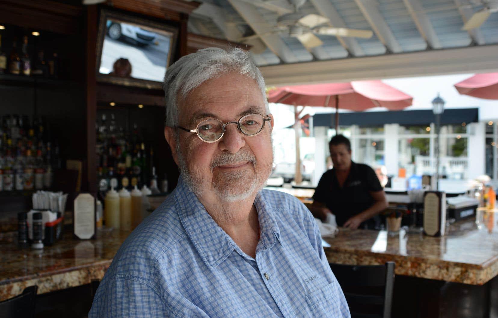 Key West est avant tout un lieu de travail pour Tremblay. Un endroit où il a conçu 95% de tout ce qu'il a écrit depuis 28ans, même si l'île est pratiquement absente de son œuvre, apparaissant uniquement dans «Le cœur éclaté».