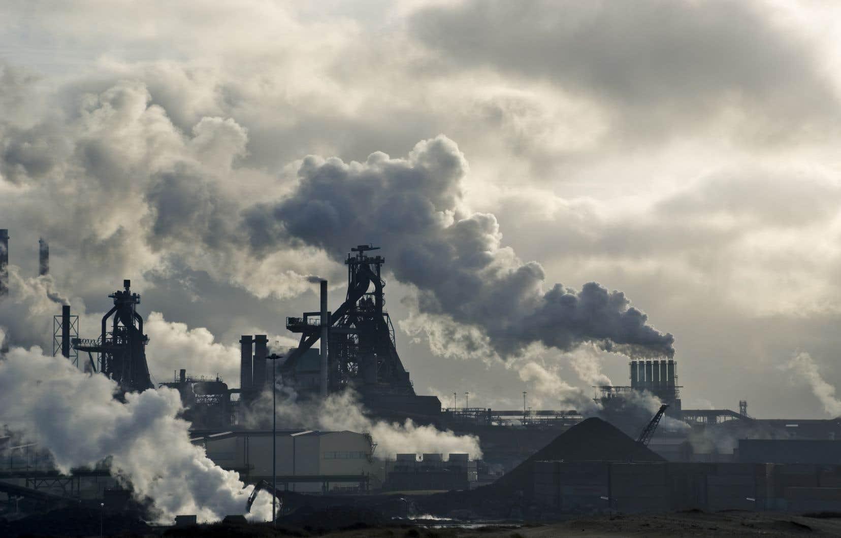 L'enveloppe du fonds doit servir à financer des projets de réduction des gaz à effet de serre.