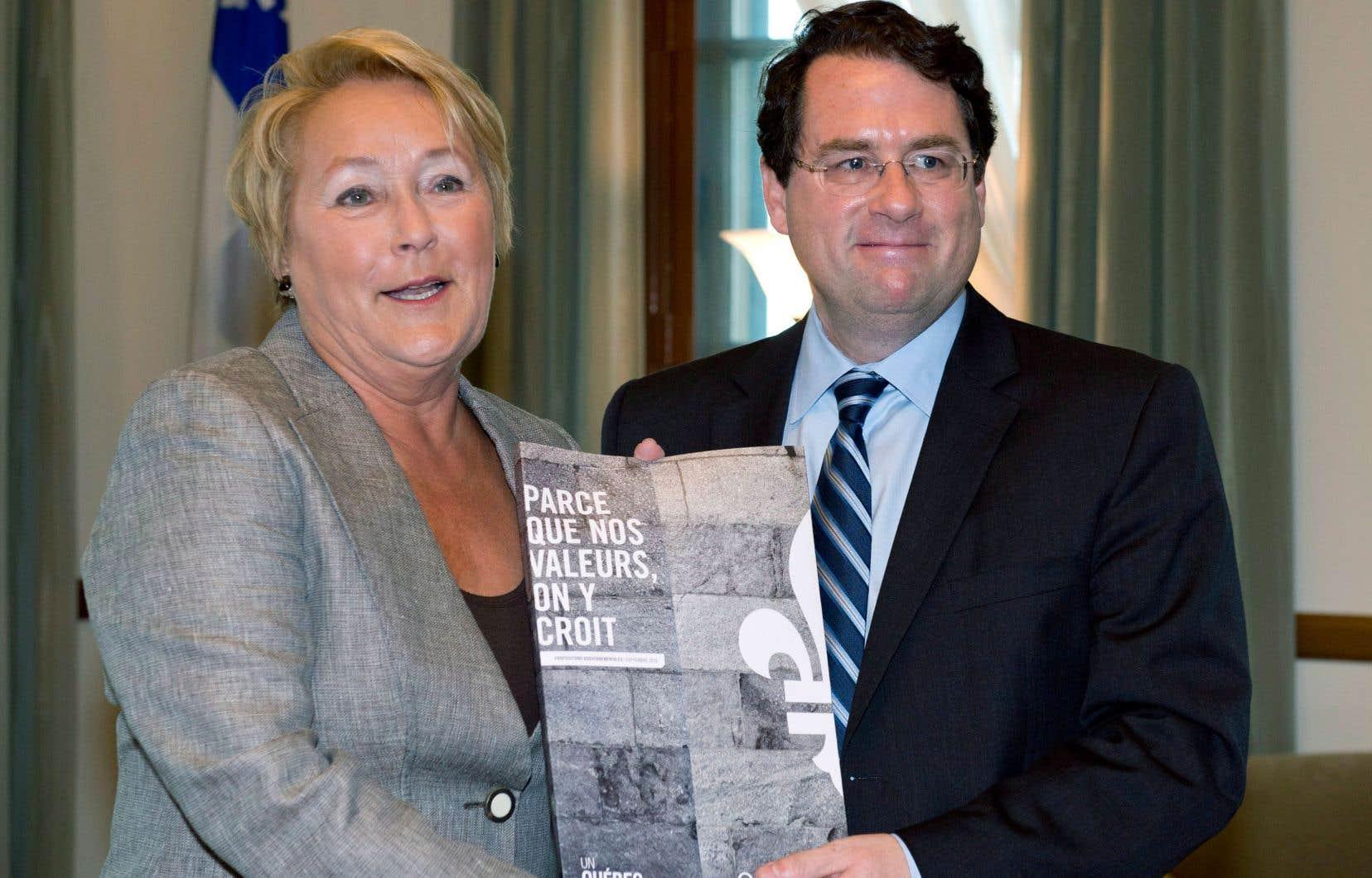 Le réseau RAPS a mené une enquête dans la foulée du projet de charte des valeurs du Parti québécois en 2013.