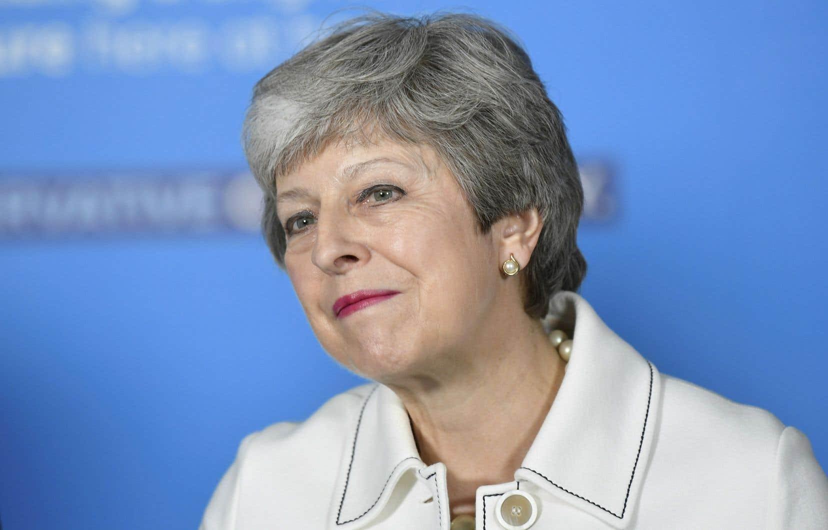 Theresa May devrait quitter son poste d'ici la fin de juillet, selon le quotidien britannique«Daily Mail».