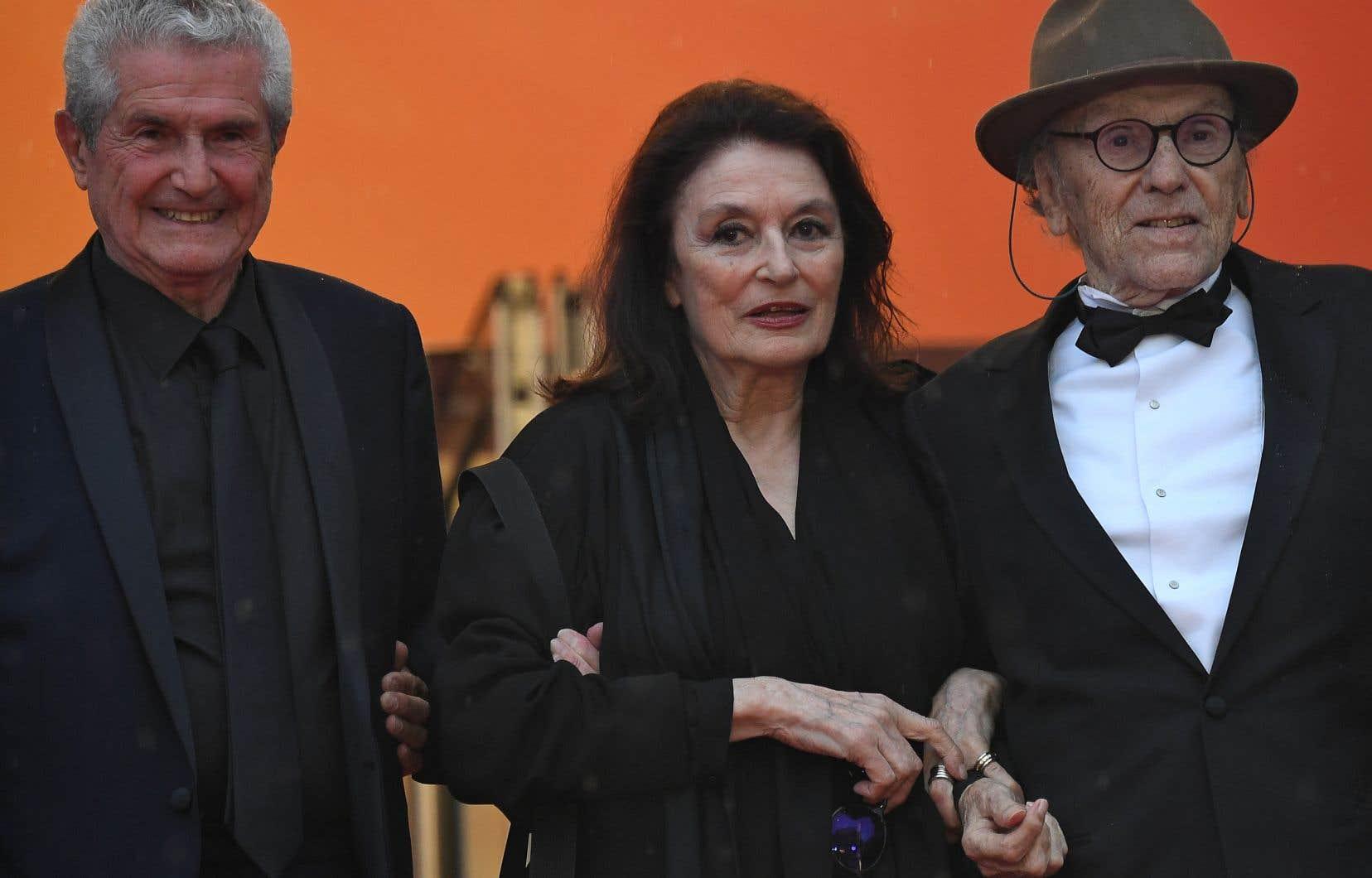 Avec<em>Les plus belles années d'une vie</em> de Claude Lelouch retrouve Anouk AiméeetJean-Louis Trintignant.
