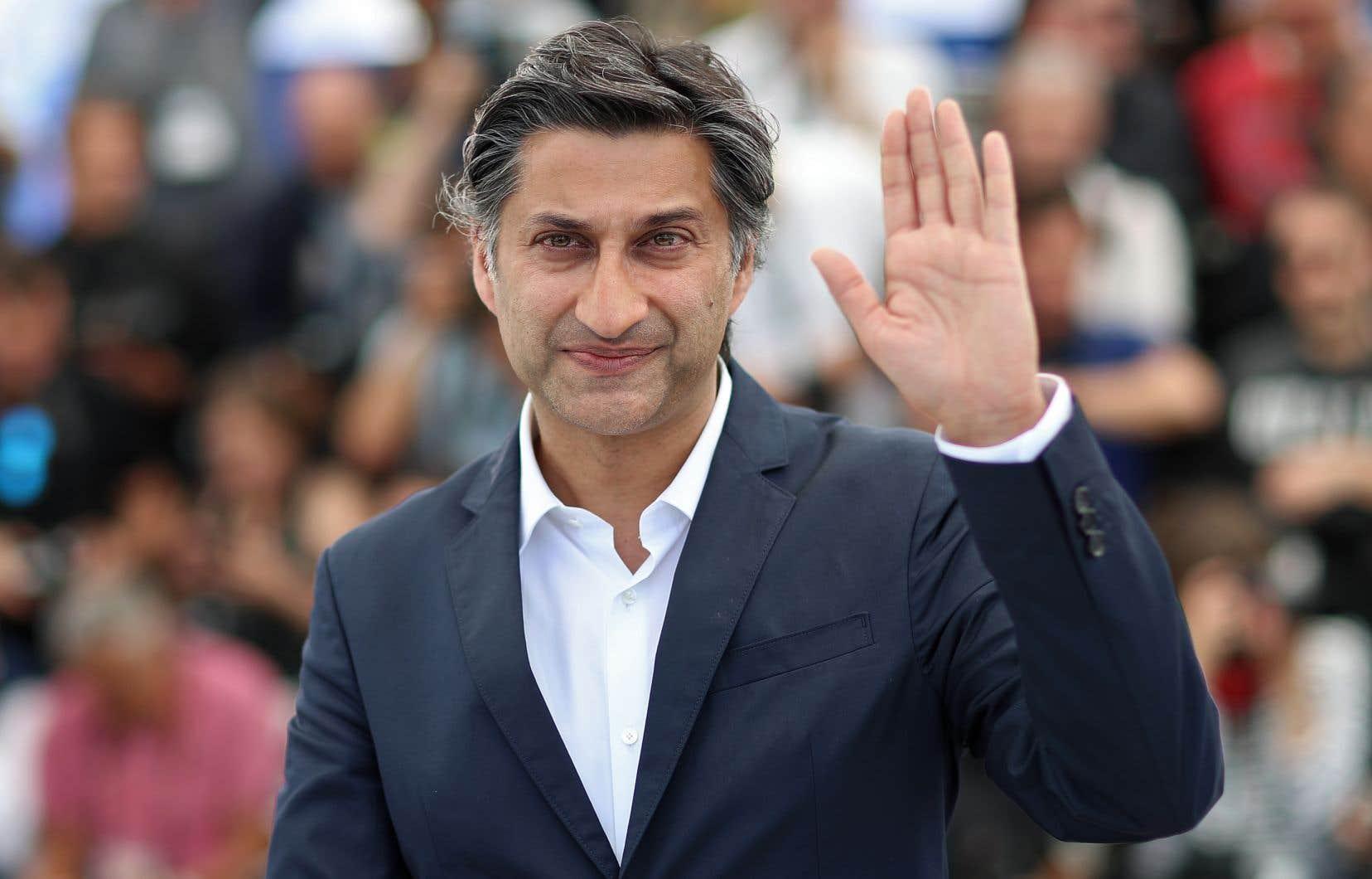 Le cinéaste britannique Asif Kapadia