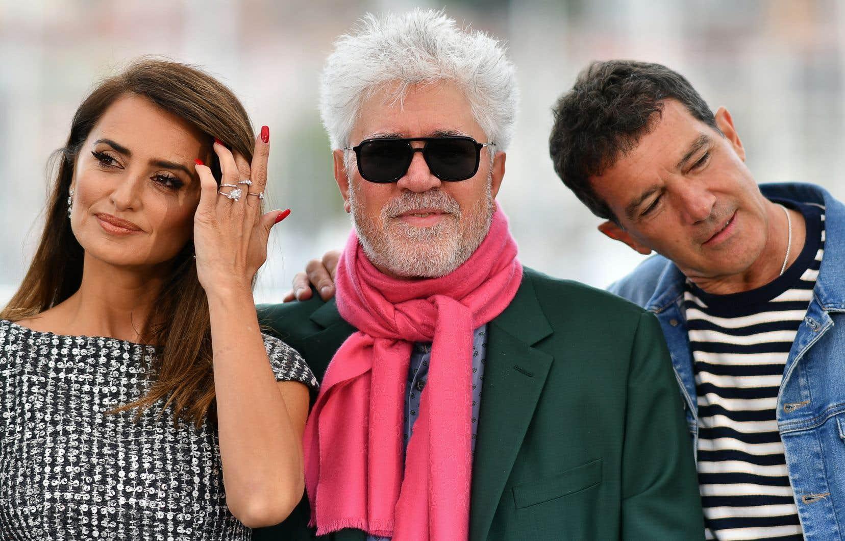 Onze critiques français sur 15, interrogés par le Film Français, considèrent que «Douleur et Gloire», déjà sorti dans l'Hexagone, vaut une Palme d'or.