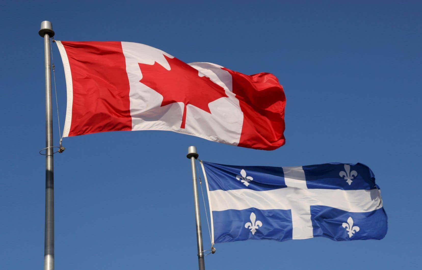 Le rôle des députés fédéraux, affirme l'auteure, est de permettre que la voix du Québec soit entendue au sein du Parlement canadien.
