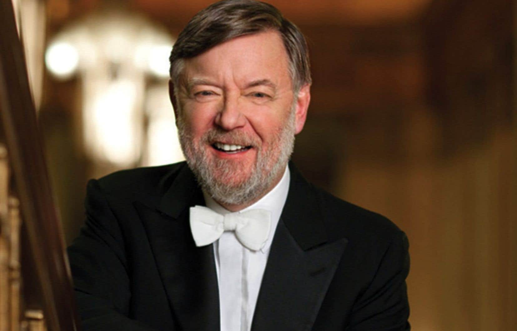 Le concert annuel de l'Orchestre symphonique de Toronto était placé sous la direction d'Andrew Davis, chef vénérable sollicité pour deux ans, le temps que le comité de sélection finalise l'engagement d'un nouveau directeur musical après Peter Oundjian.