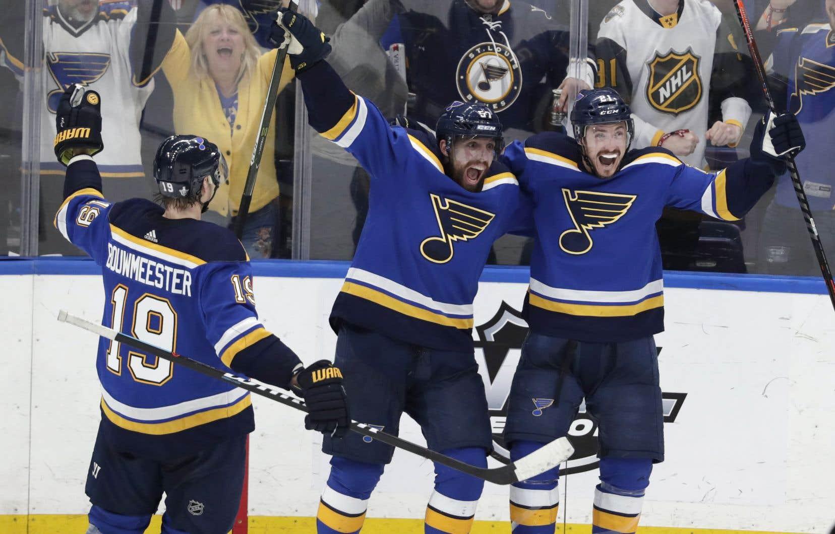 Grâce à cette victoire en six parties lors de la finale de l'Association Ouest, les Blues rejoignent les Bruins de Boston, qui ont pour leur part balayé les Hurricanes de la Caroline lors de la finale de l'Est.