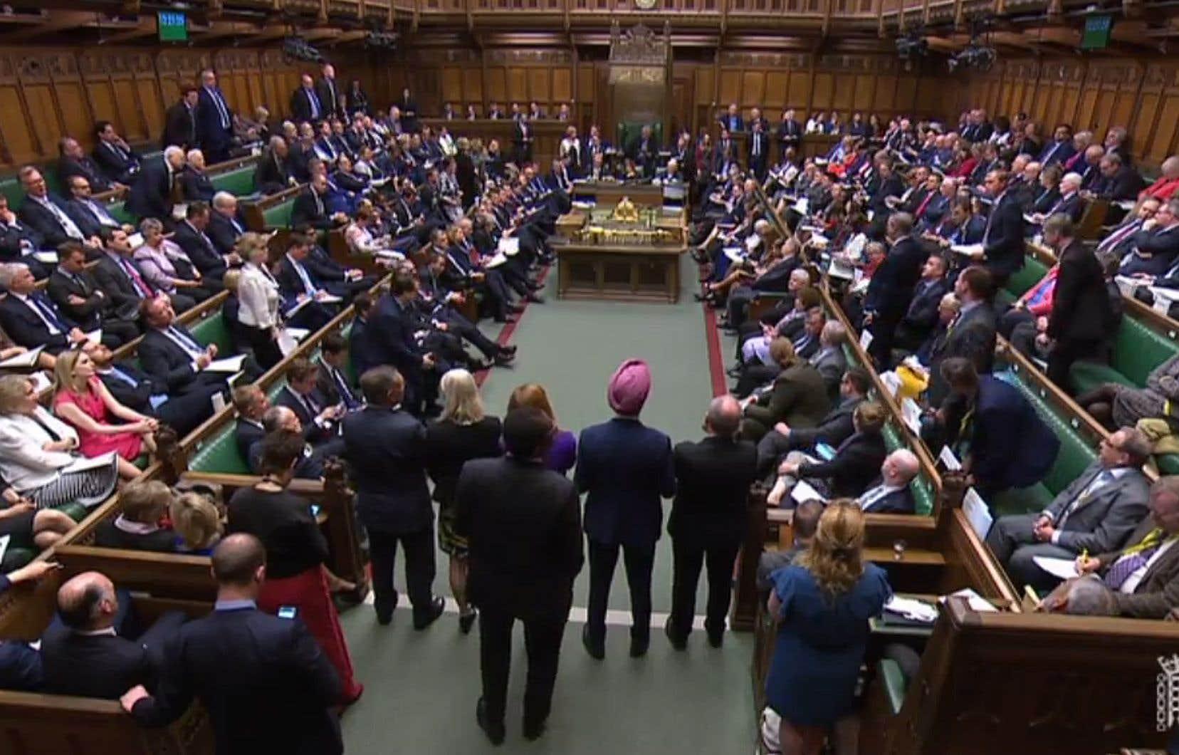 Le Parlement britannique avait rejeté à la mi-mars l'idée d'un second référendum, défendue par plusieurs partis mais rejetée par les pro-Brexit.
