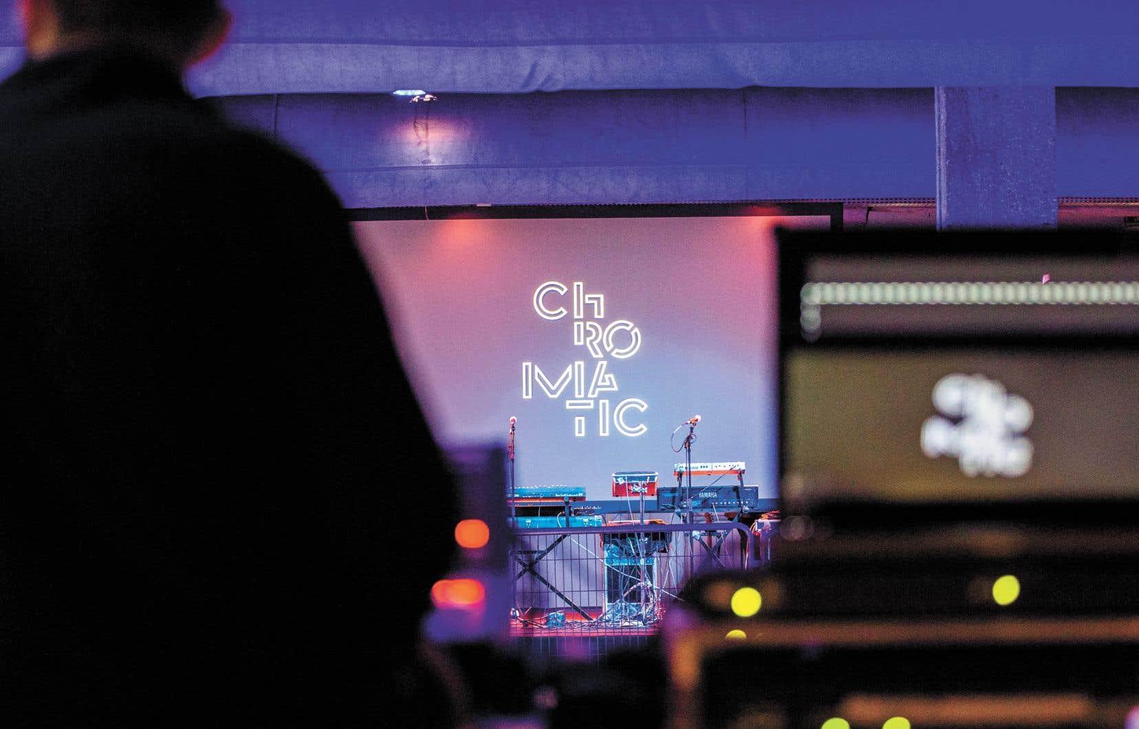 MASSIVart et le Festival Chromatic, qui vient de clore sa 10e édition, ont pu compter sur la Caisse de la Culture.
