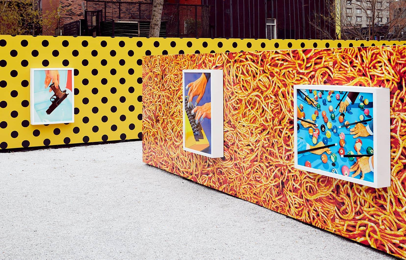 L'exposition «TOILETPAPER» sera présentée à la Galerie Blanc jusqu'au 1er mai 2020.