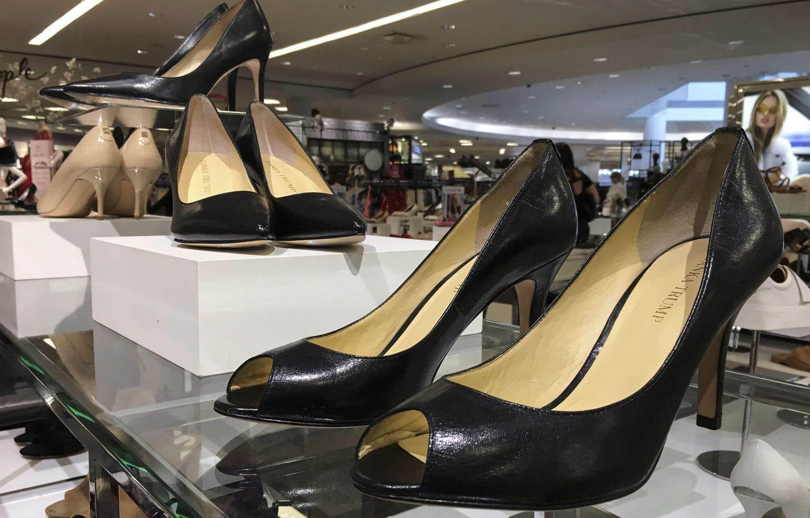 De nombreux fabricants de chaussures ont qualifié de catastrophique l'impact d'une surtaxe de 25% dans une lettre adressée au président américain.