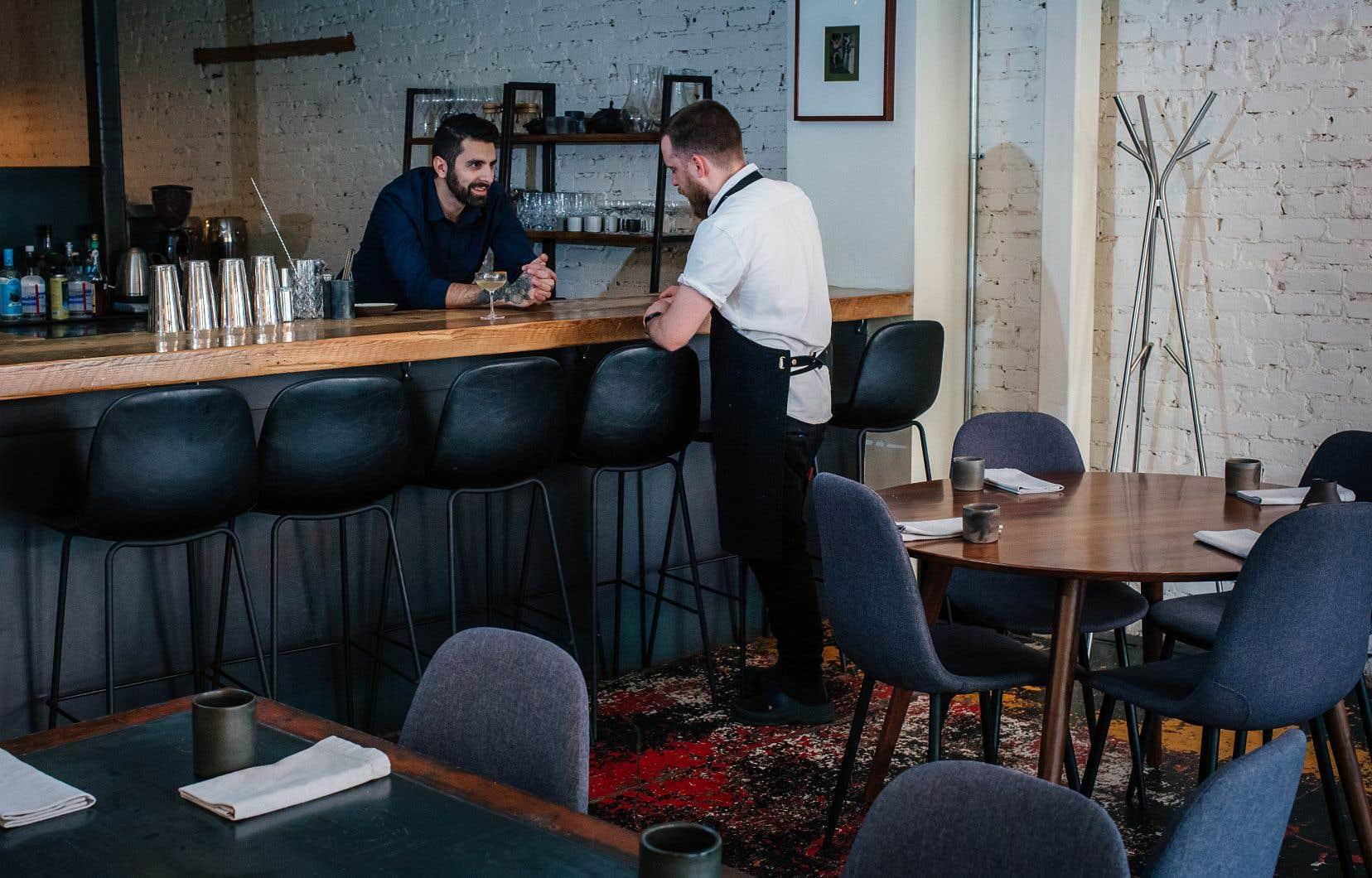 Le Petit Mousso figure parmi les tables dont on parle beaucoup depuis sa création.