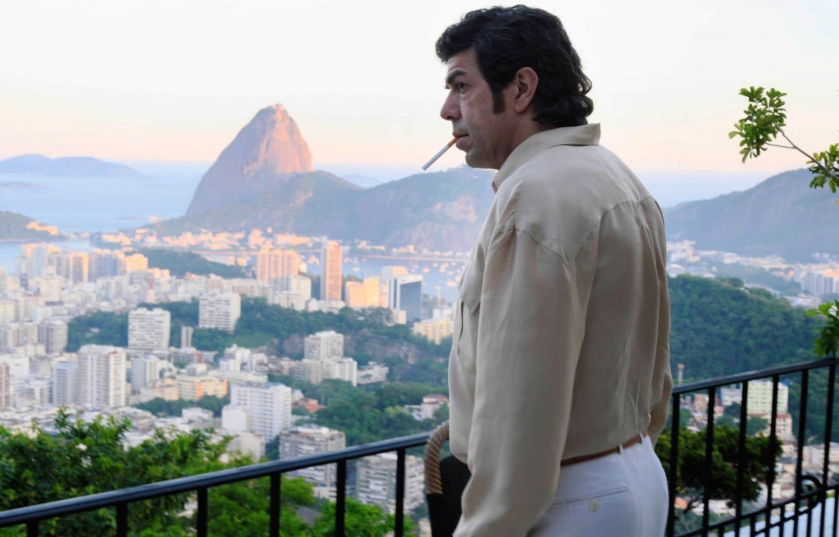 Dans «Le traître», le parrain Tommaso Buscetta (interprété par Pierfrancesco Favino) se réfugie au Brésil pour dénoncer les autres membres de la Cosa Nostra.