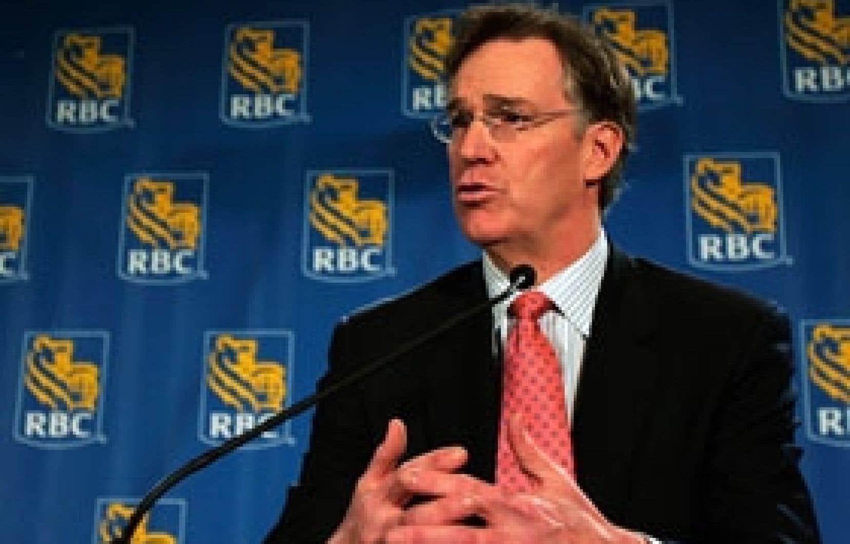 Selon Gordon Nixon, le président et chef de la Banque Royale du Canada, le sauvetage auvetage des deux groupes par le Trésor américain est «une étape importante dans le processus de stabilisation aux États-Unis».