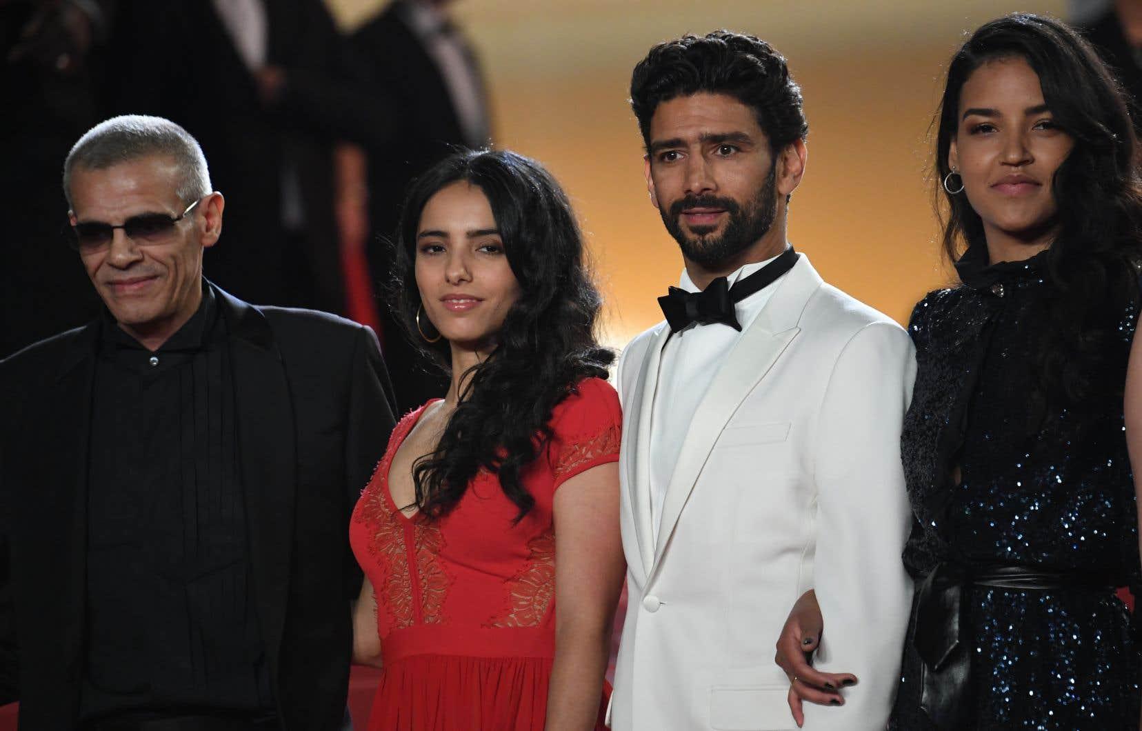 Le film «Mektoub, My Love», d'Abdellatif Kechiche (à gauche), est la polémique de cette édition, qui manquait jusqu'ici de protestations virulentes.
