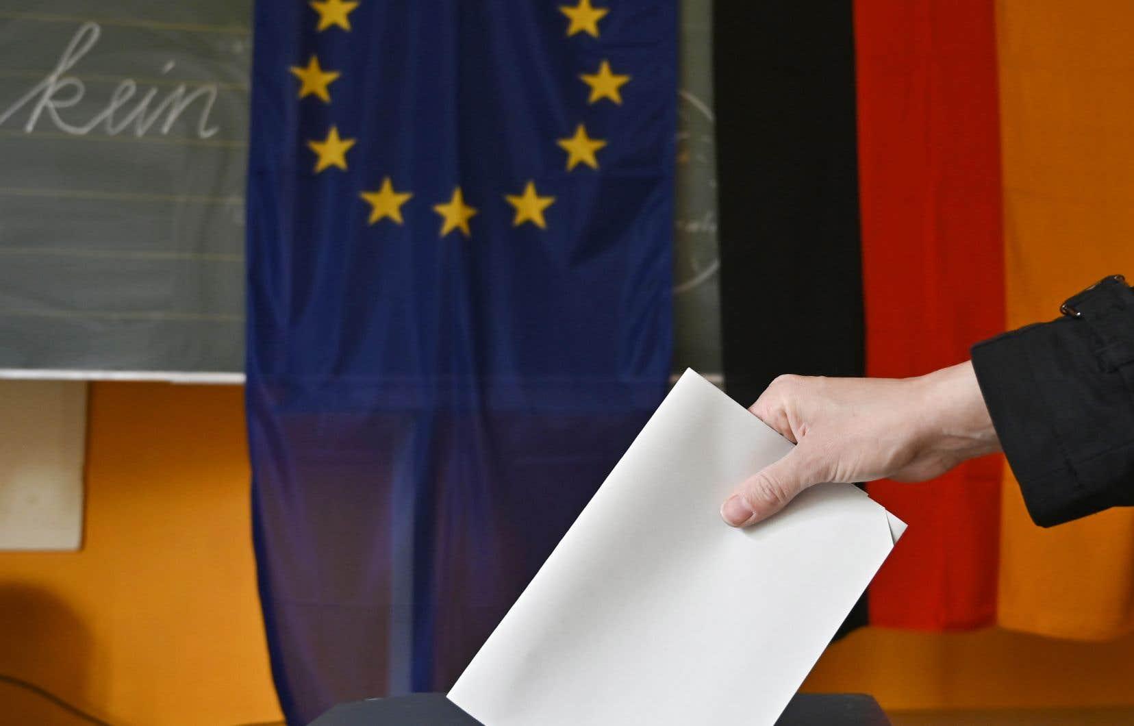 Quelque 427millions d'Européens sont en âge de participer au scrutin, qui vise à élire pour 5ans les 751 membres du Parlement européen.
