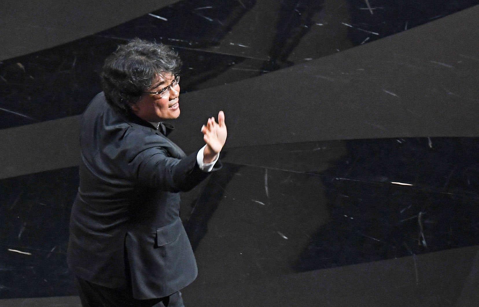 Le réalisateur sud-coréen Bong Joon-ho, lauréat de la Palme d'or pour son film «Parasite», a figuré parmi les choix consensuels du jury de la 72e édition du festival.