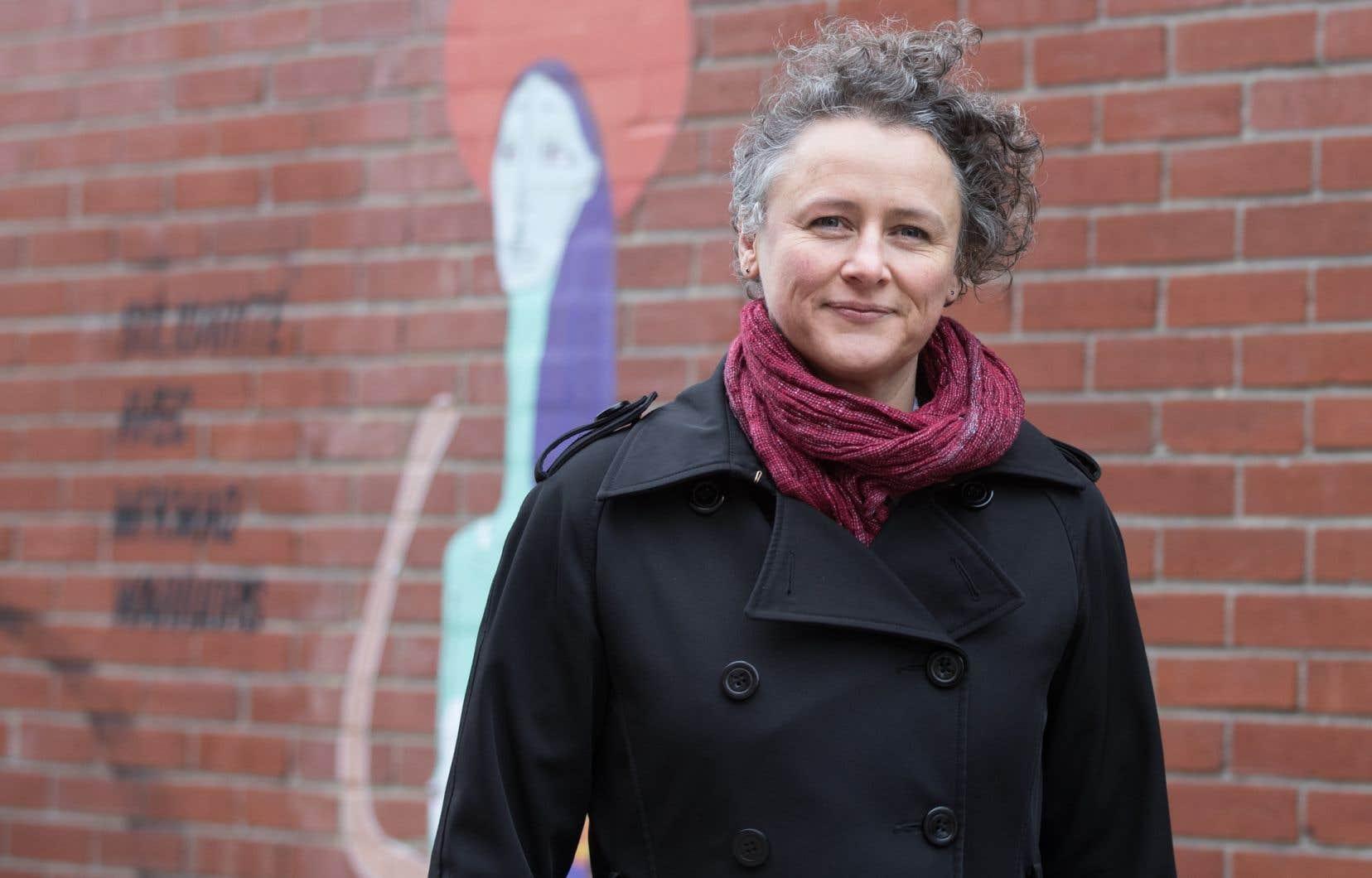 L'autrice Alexa Conradi
