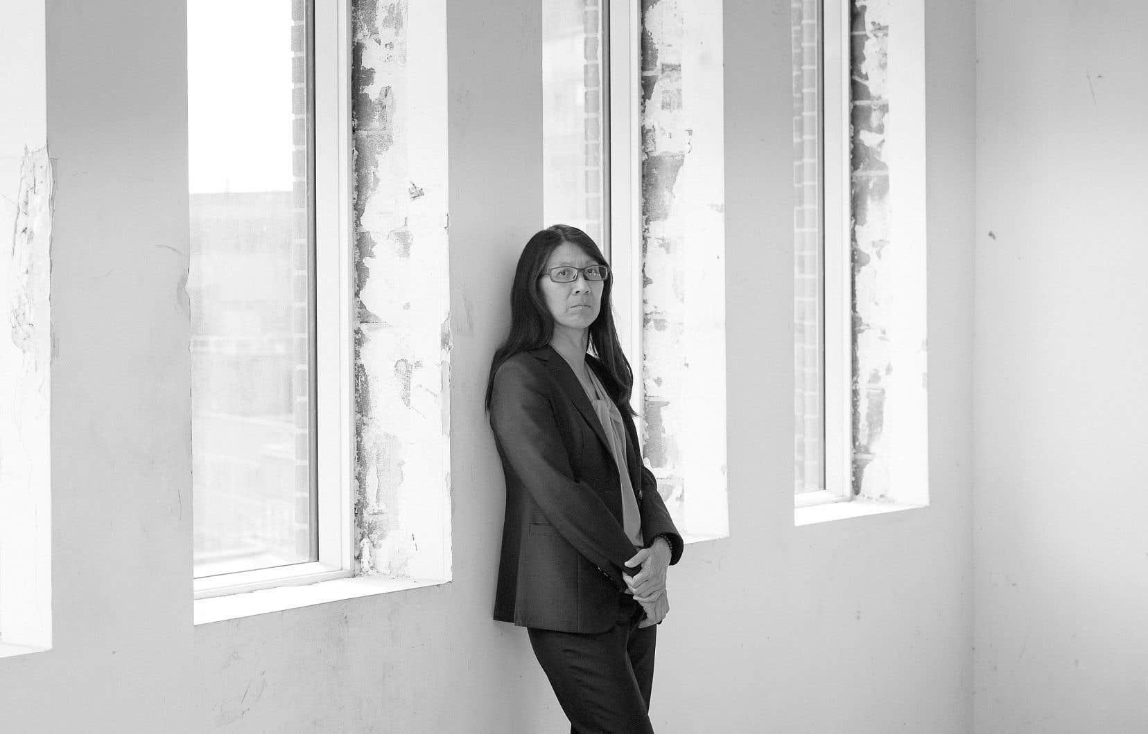 Joanne Liu se dit inquiète devant l'humanitarisme sélectif de notre époque.
