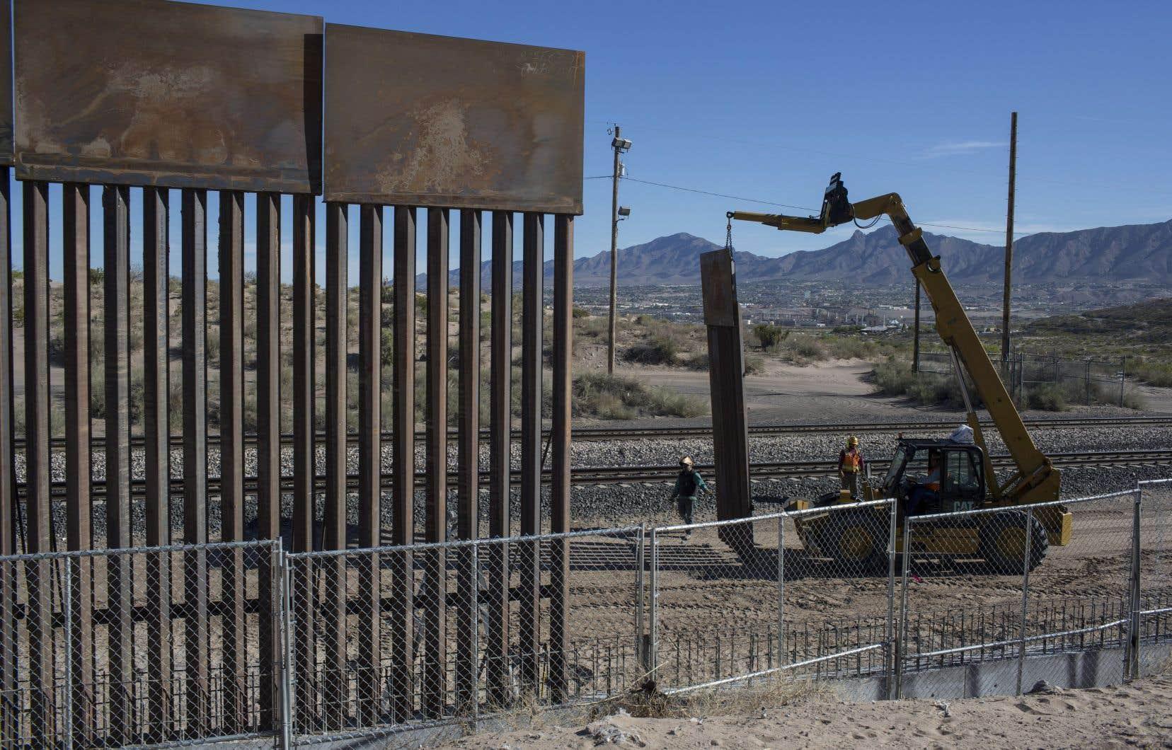 Plus de 22millions de dollars ont déjà été versés par les internautes via une plateforme de financement participatif pour construire le mur privé.