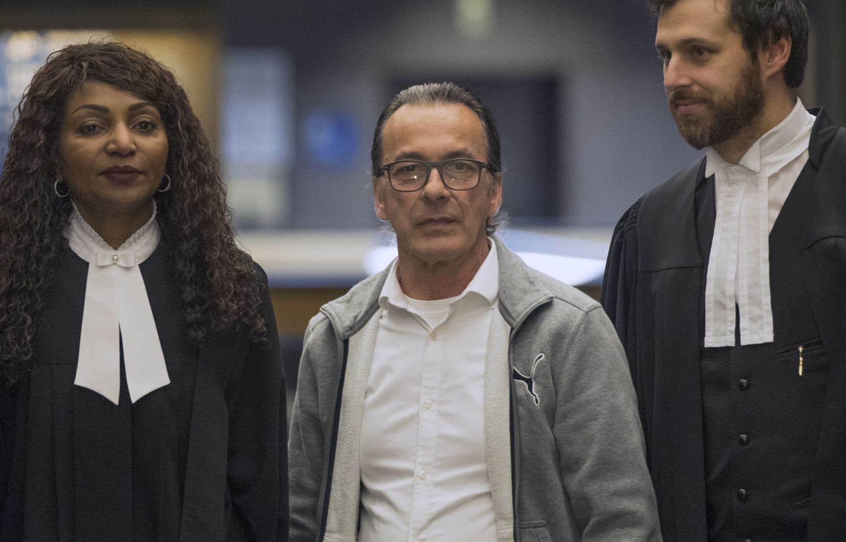 La juge Hélène Di Salvo a indiqué que le crime de Michel Cadotte ne pouvait rester impuni, même s'il a agi par compassion.