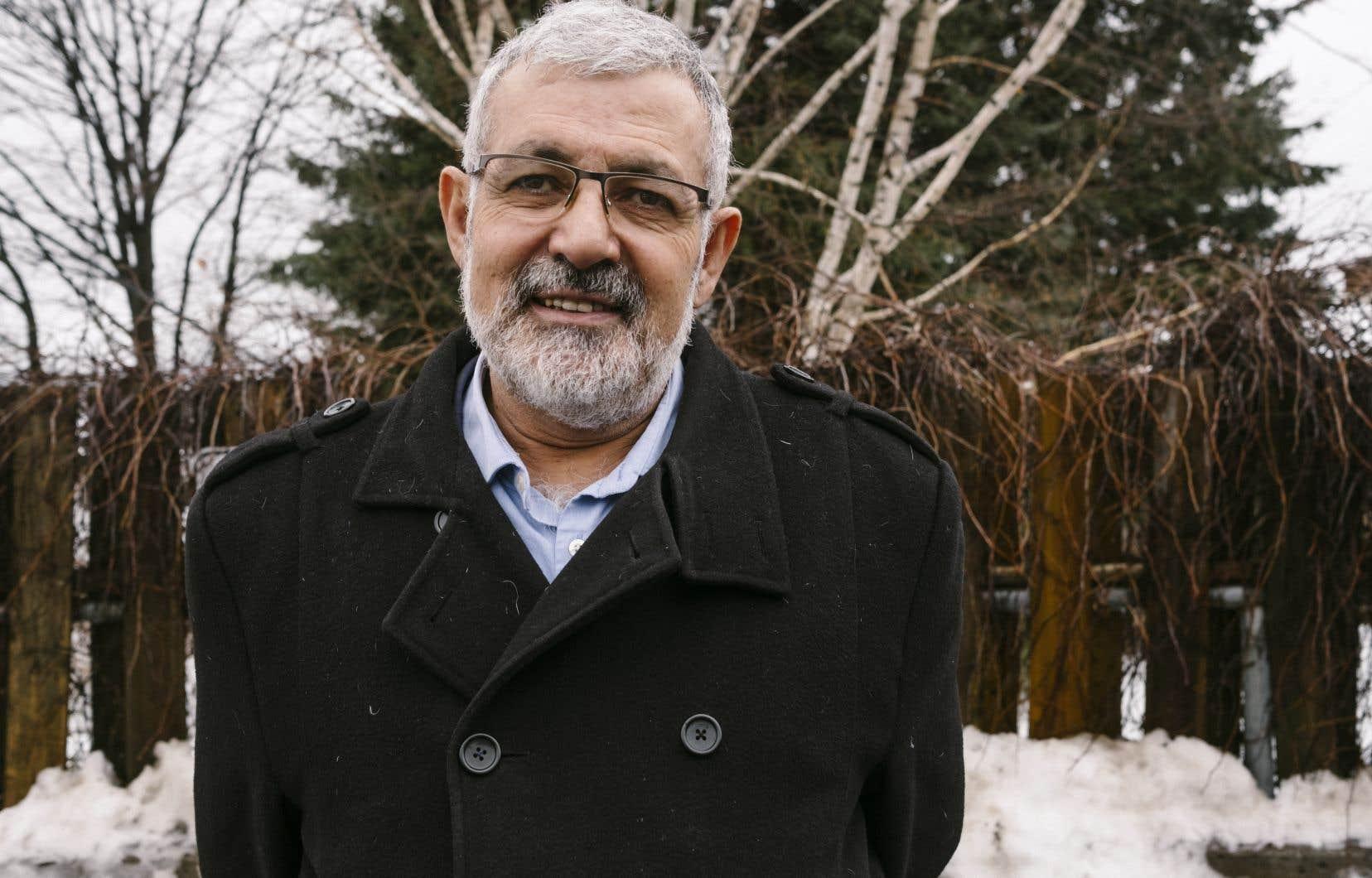 «Quand je suis arrivé au Québec il y a 45ans, on parlait des deux solitudes. Maintenant, on peut parler d'une multitude de solitudes», affirme Hassan Guillet.