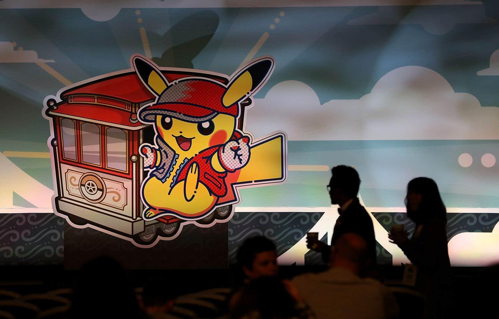 La popularité des Pokémon, devenus des icônes de la pop culture mondiale, ne s'est jamais démentie depuis leurs premiers pas dans un jeu vidéo en 1996.