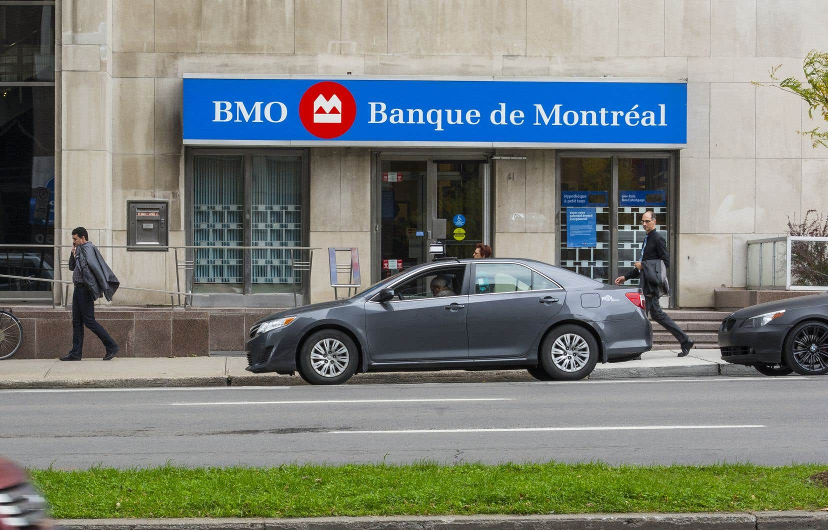 BMO est la quatrième banque en importance au Canada.