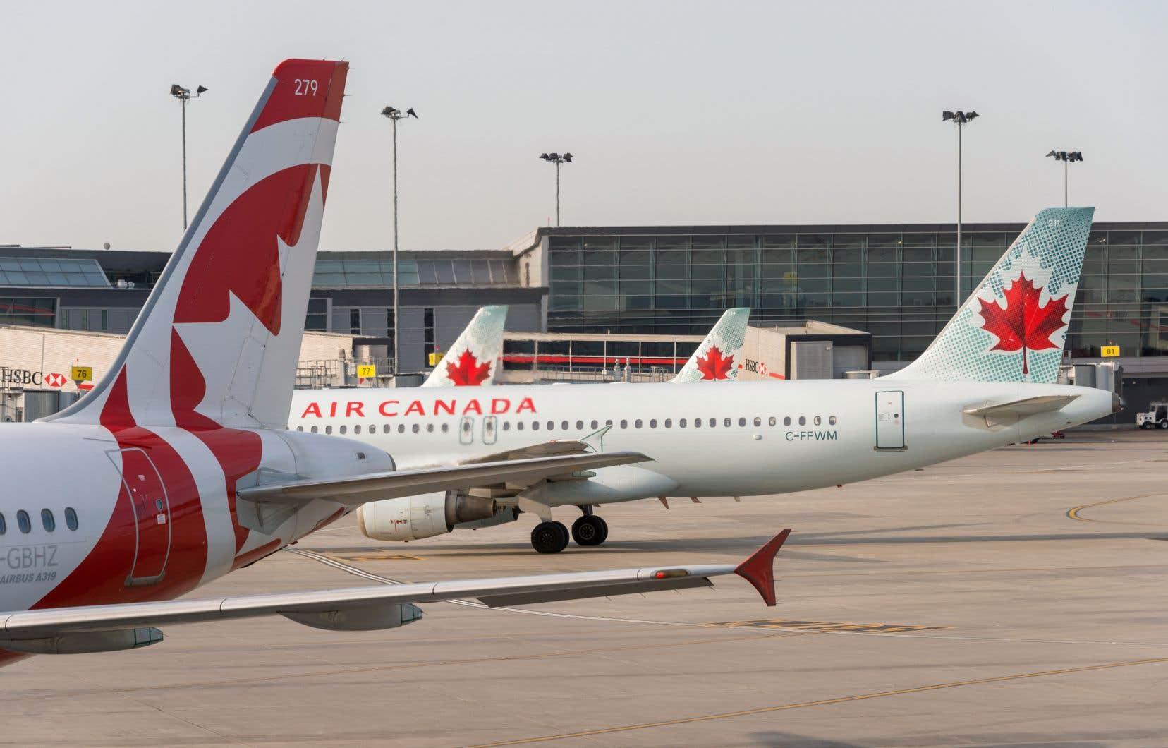 En additionnant les données de Transat publiées lors d'une présentation aux investisseurs, Air Canada-Transat représenterait 46% du marché entre le Canadaet les destinations soleil.