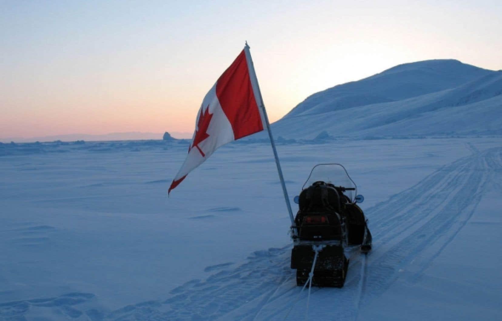 Le gouvernement fédéral a octroyé 16 licences de prospection dans la mer de Beaufort depuis 2004 pour le pétrole et le gaz.