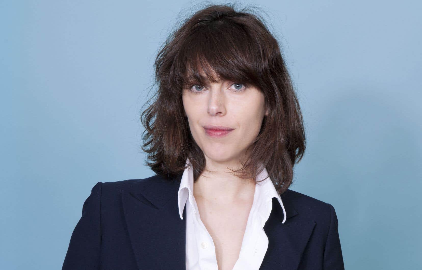 Diane Brasseur écrit des romans cinématographiques (elle revendique le terme) traversés de grands sentiments.
