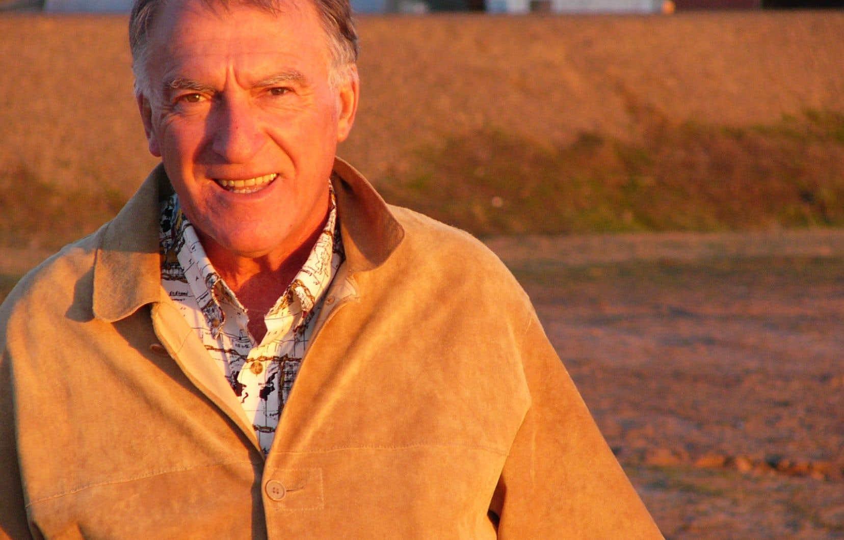 Après 40ans de journalisme, M.Achille Hubert est décédé le 23mai à l'âge de 81ans.