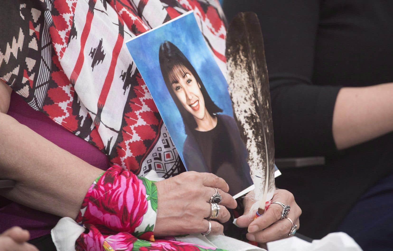 L'Enquête nationale sur les femmes et les filles autochtones disparues et assassinées a été lancée à la fin de l'été 2016.