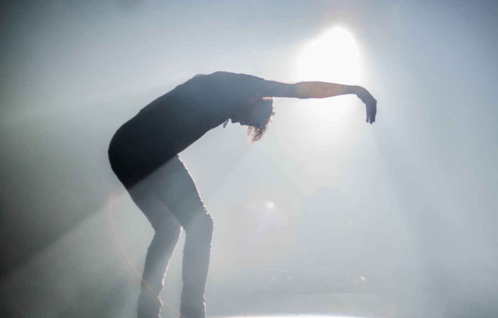 Porté par la musique rock progressive du groupe mené par Philippe Brault, l'énergie intense qui finit par se dégager du corps du danseur est sans doute l'aspect positif à retenir de «Fear and Greed».