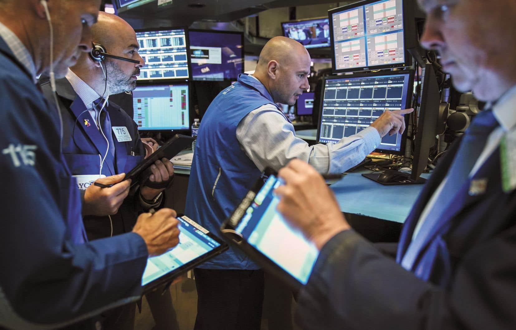 Morgan Stanley a indiqué qu'elle verrait une récession mondiale «d'ici neuf mois» si le président Donald Trump applique des tarifs douaniers sur de nouveaux produits chinois.