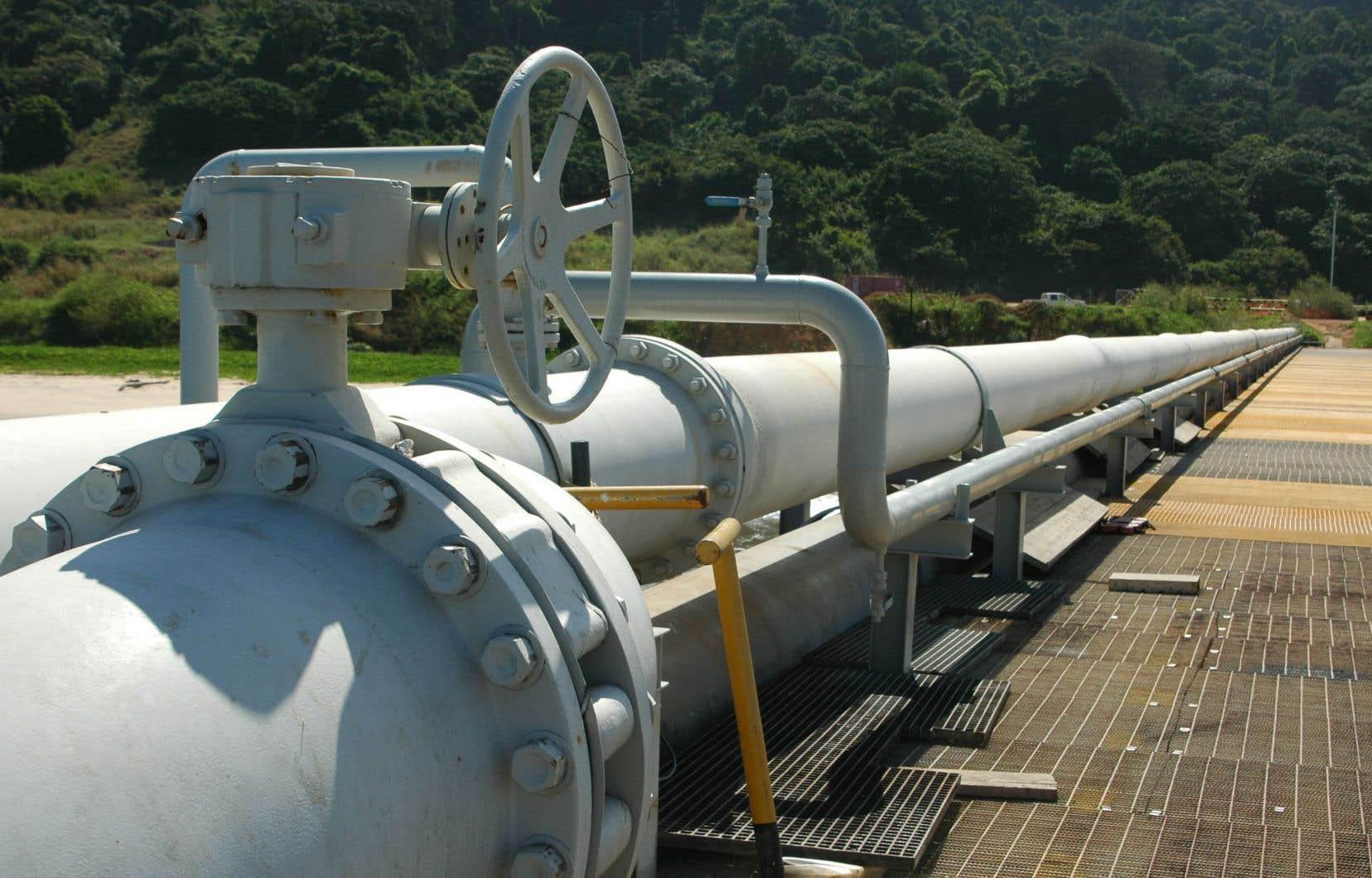 À l'approche de l'élection fédérale, le plus grand lobby pétrolier et gazier au pays exhorte tous les partis politiques à soutenir les grands projets de gazoducs et de gaz naturel liquéfié.