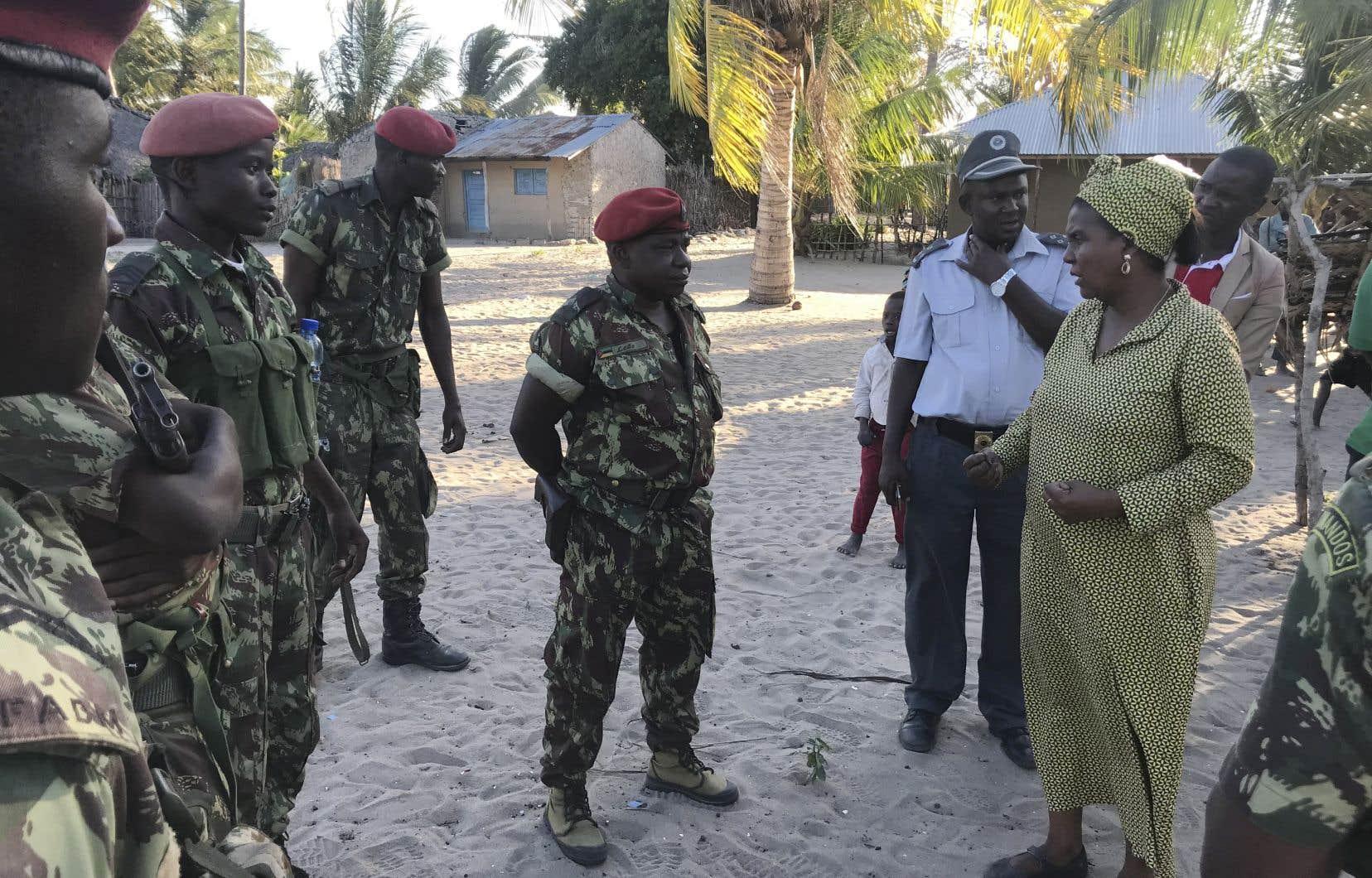 L'armée et la police ont nettement musclé leur présence dans la province du Cabo Delgado (nord), théâtre des attaques attribuées aux islamistes, afin de les mettre hors d'état de nuire. Jusqu'à présent en vain.