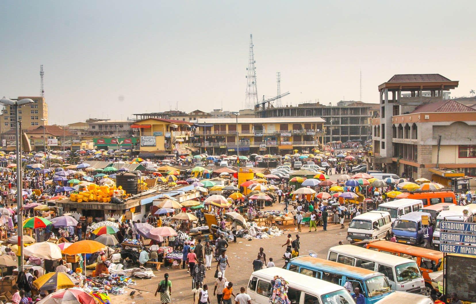 Les deux étudiantes canadiennes auraient été enlevéesau sortir de leur appartement de la ville de Kumasi, au Ghana.